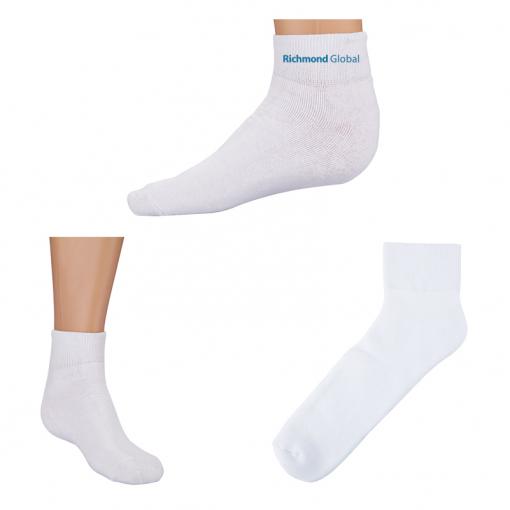 Adult Athletic Ankle Socks