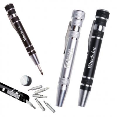 Aluminum Pen-Style Tool Kit