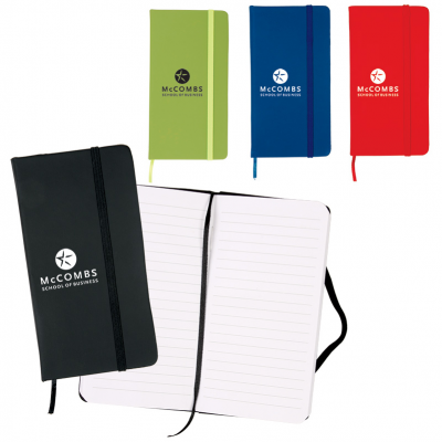 "Comfort Touch Bound Journal (3''x6"")"