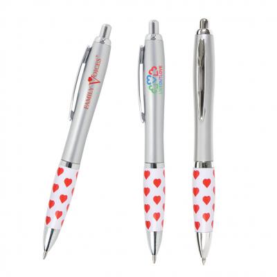 Emissary Click Pen (Heart)