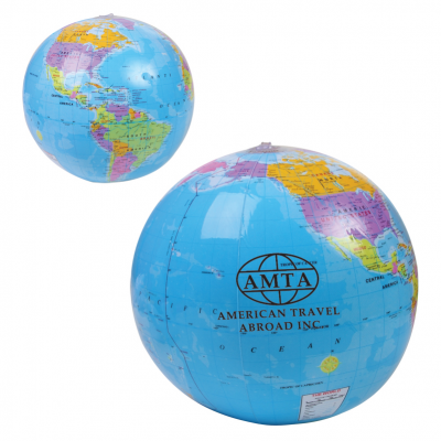 "Global Beach Ball (14"")"