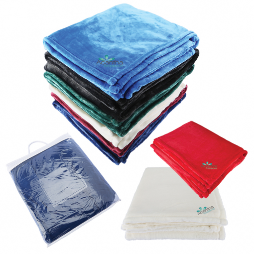 Mink Touch Luxury Fleece Blanket