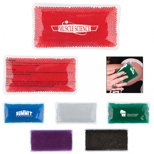 Rectangle Hot/Cold Gel Pack
