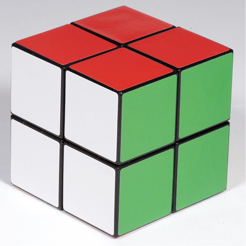 Rubik's® 4 Panel Full Size Stock Cube