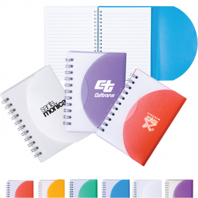 Stationery jetline swag small spiral curve notebook reheart Choice Image