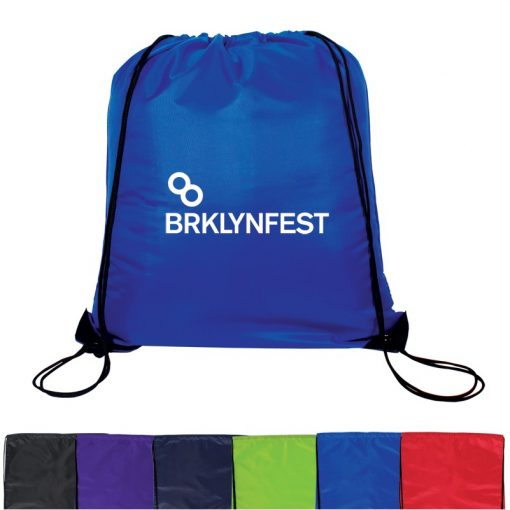 Jumbo Drawstring Backpack Bag