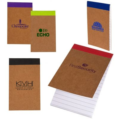 Basic Kraft Memo Book