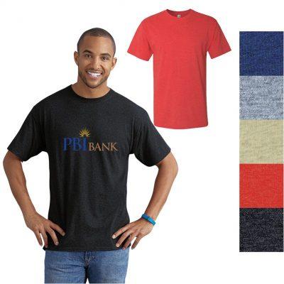 Adult Jerzees® Tri-Blend Tee Shirt