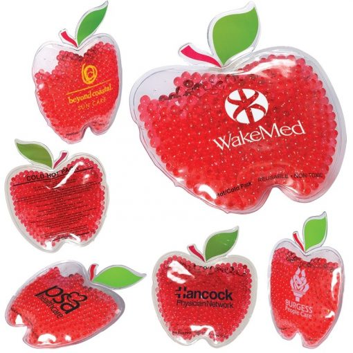 Apple Shape Hot/Cold Gel Pack