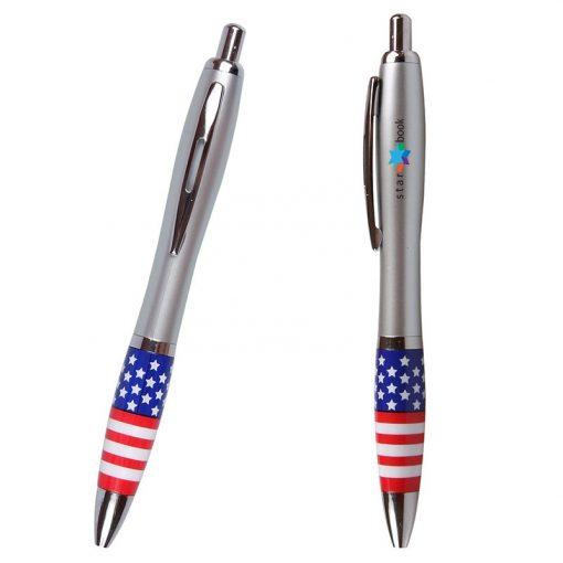 Emissary Click Pen (USA Theme)