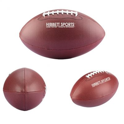 Full-Size Synthetic Promotional Football