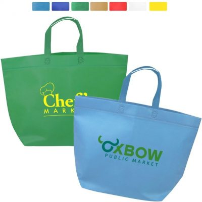 Jumbo Heat Sealed Non-Woven Tote