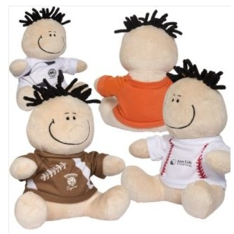 "7"" GameTime!® MopToppers® Plush Toy"