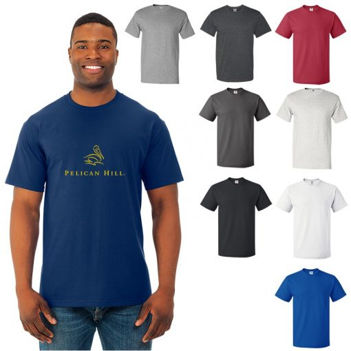 Adult Fruit of the Loom® HD Cotton T-Shirt