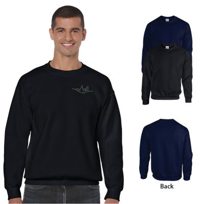 Adult Gildan® Heavy Blend™ Classic Fit Crewneck Sweatshirt