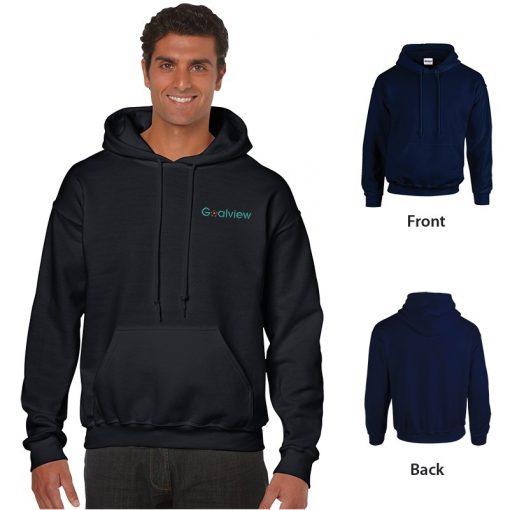 Adult Gildan® Heavy Blend™ Classic Fit Hooded Sweatshirt