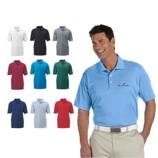 Men's Adidas® Golf Climalite Basic Short Sleeve Polo Shirt