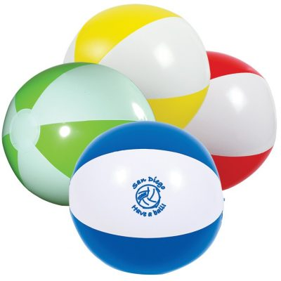 Two-Tone Beach Ball