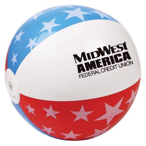 USA Beach Ball