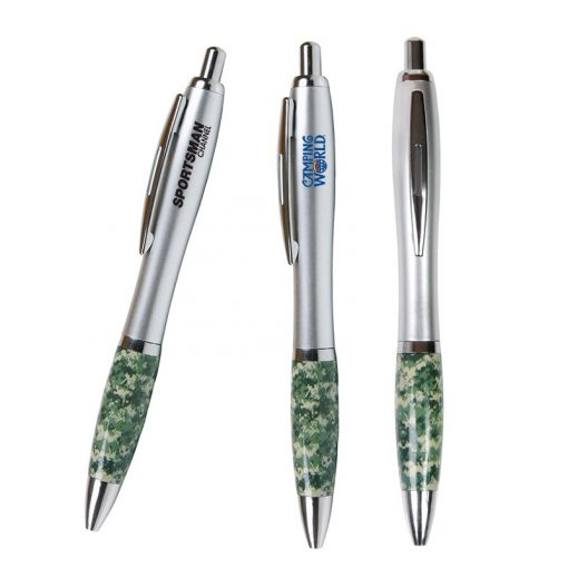 Emissary Camouflage/Military Theme Click Pen