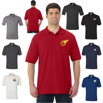 Jerzees® Adult 5.4 Oz. Spotshield™ Jersey Sport Shirt